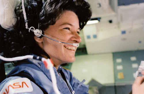 NASA, Sally Ride