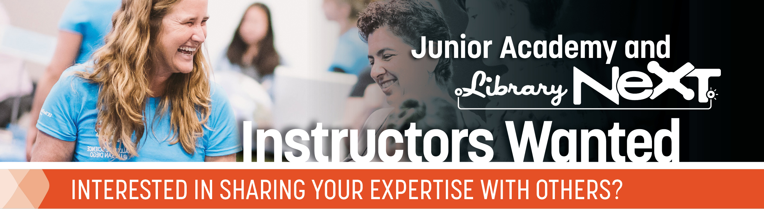 Sally Ride Science Junior Academy: Instructors Wanted!