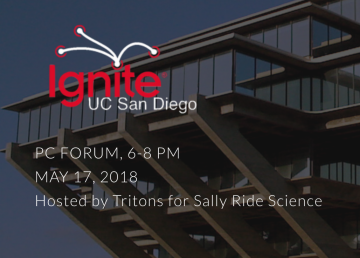 Ignite Talk UC San Diego