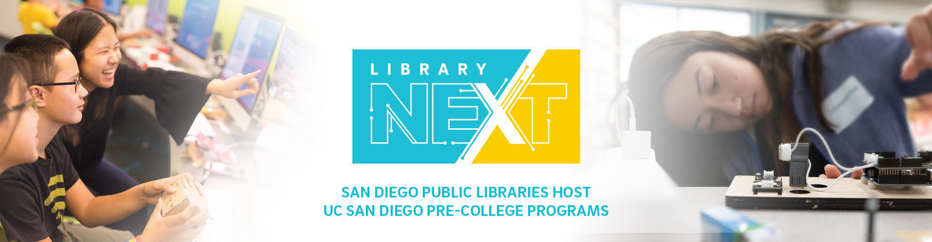 Library Next Banner