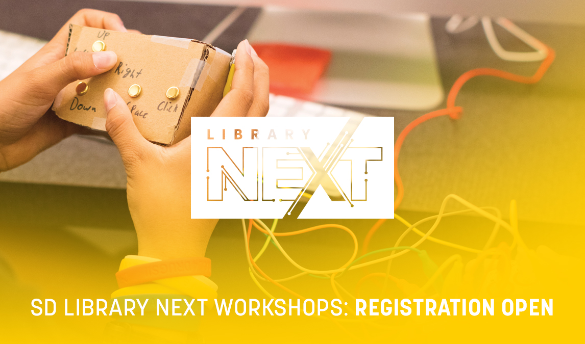 The San Diego Library NExT (Network of Education x Training) program