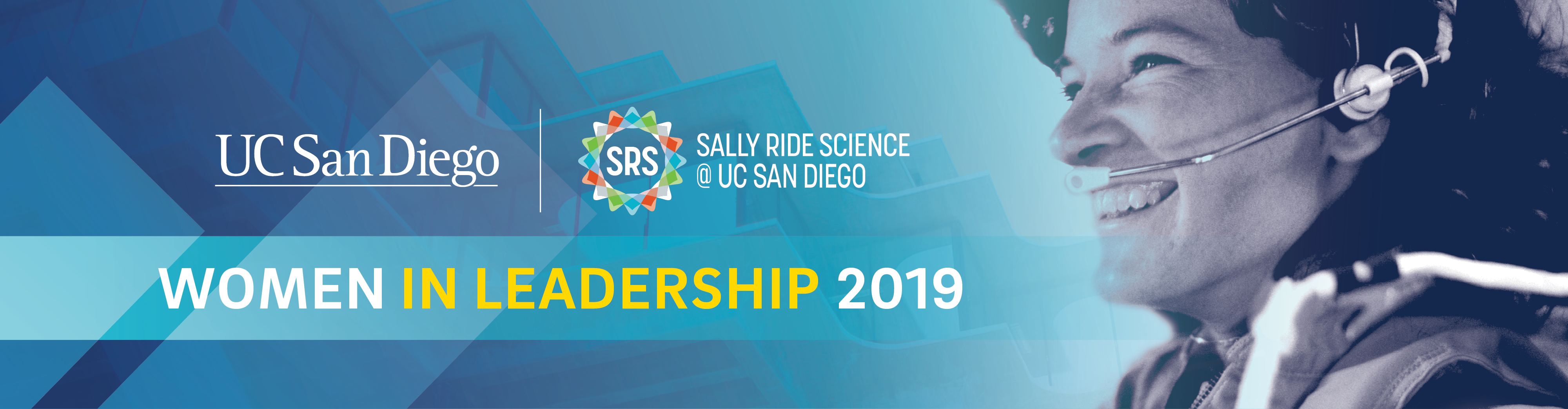 Women in Leadership event by Sally Ride Science at UC San Diego